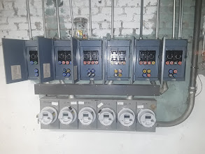 Electric Service Panel